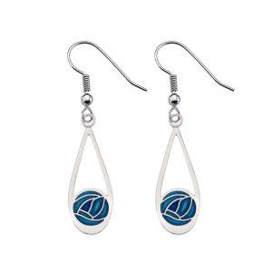sea gems earrings