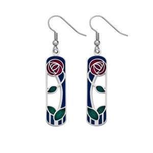 Sea Gems blue Earrings